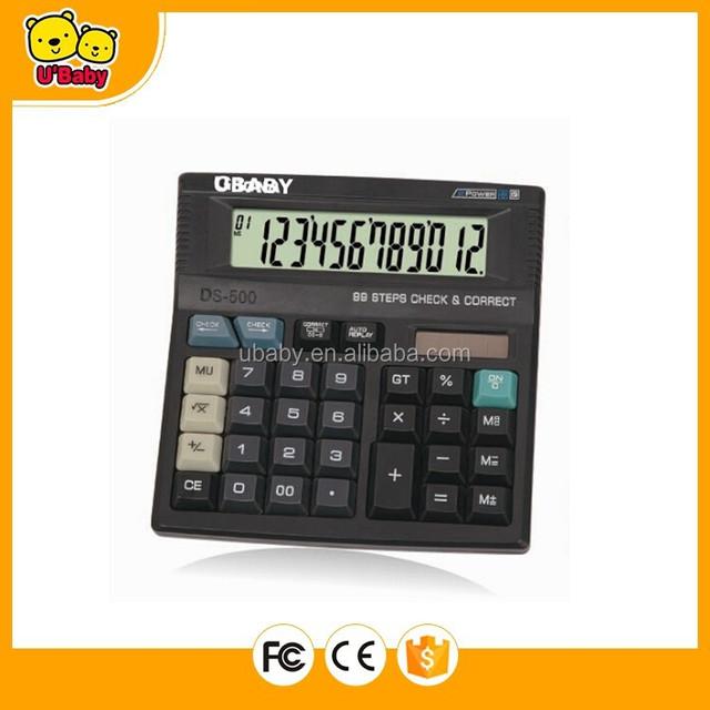 Desktop Calculator DS-500