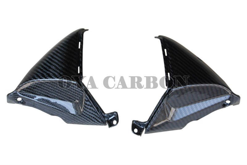 Carbon motorcycle side panels for Honda CBR600RR 07-08
