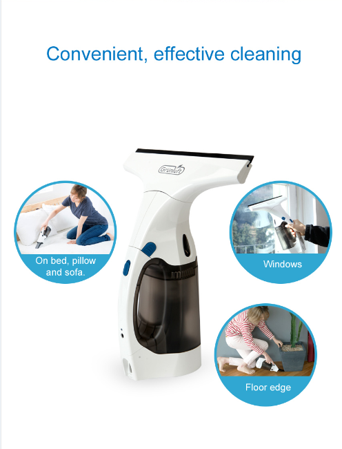 Portable Electric Vacuum Cleaners : Portable electric window vacuum cleaner best for car home