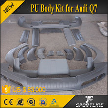 JC Sportline PU Body Kit for Audi Q7 ABT Style 2008 2009