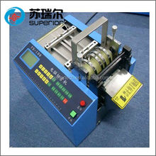 Automatic Soft PVC / Rubber Hose Cutting Machine / PVC Tube Cutter
