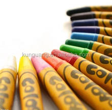 Manufacturer supply 2017 newest design artist professional drawing wax crayons