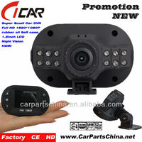 2014 new product 1080P webcam 1.5 inch car camera china factory