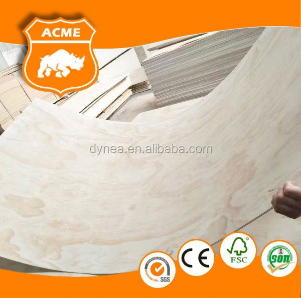 9mm e0 glue pine coreplywood of ona