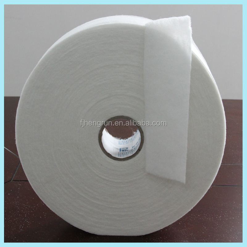 Absorbent sap paper for hygiene products