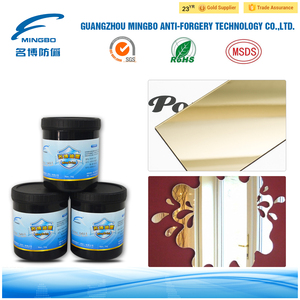 Solvent Based Ink Type and Gravure Printing Mirror Ink For Glass