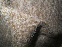A+N+SP coarse knitted fabric for sweater knitted fabric