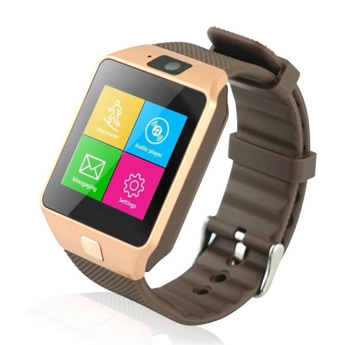Cheap price Touch Screen smart watch dz09 A1 V8 GT08 android watch phone