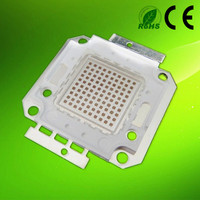 Factory Price Epileds Chip High Power 100w IR LED 940nm 850nm