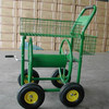 Best metal garden water hose reel cart