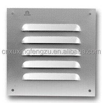 Hot sale HVAC metal window grills design air diffuser for ventilation