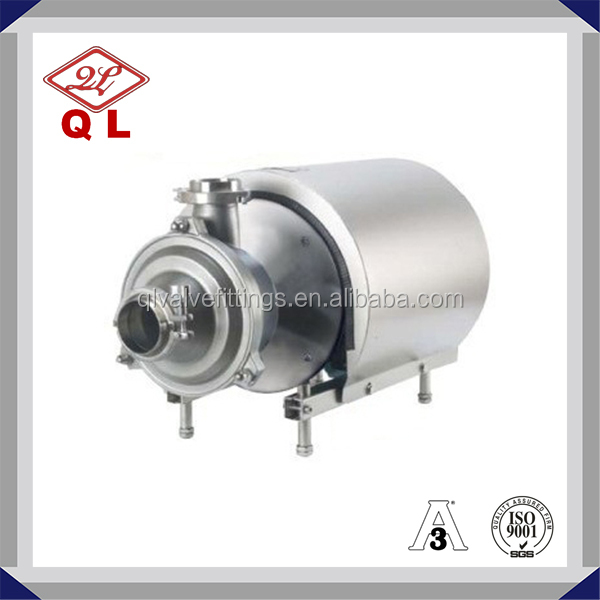 Stainless Steel Sanitary Grade Open Type Centrifugal Pump