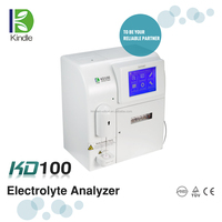 Clinical Electrolyte Analyzer KD100 ISE Electrolyte