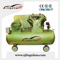 2 cylinder car piston air compressor