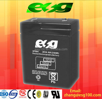 AGM 6V4AH Small Power Tools Battery