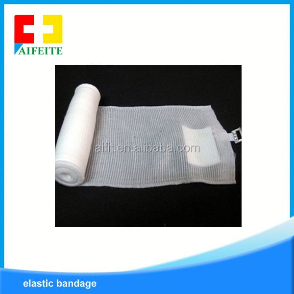 High absorbency elastic crepe bandage with clamb and clip latest products in market