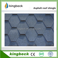 KINGBECK Mosaic Fiberglass Asphalt shingles hot selling in Philippines with 30 years warranty factory price
