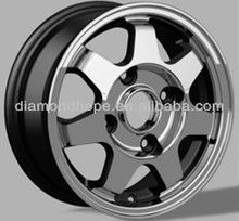 12 inch attractive borbet replica rims for sale(ZW-Y001)