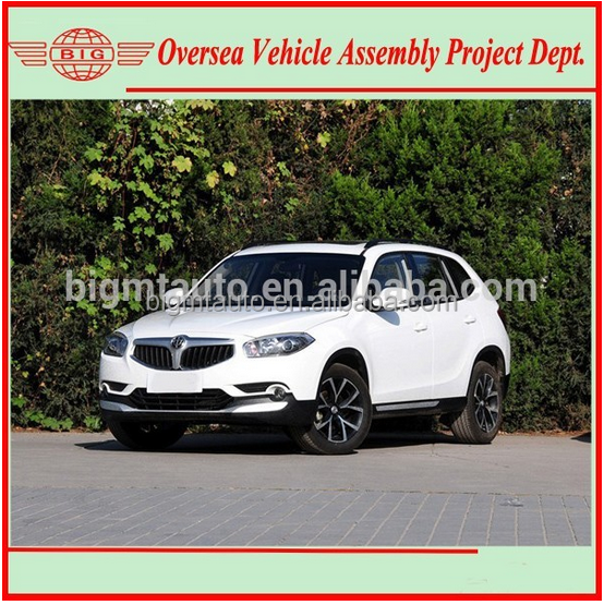 new 1.5/1.6 honourable SUV pickup cars in China