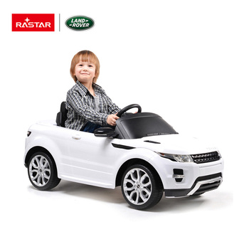 Rastar kids' remote control ride on cars for kids