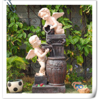 Garden Ornaments Outdoor Angel Statue Water