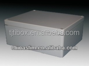 TIBOX electrical junction aluminum waterproof case in high quality