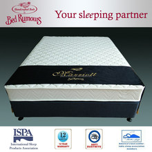 High Quality Centre Mesh Zones Spring Mattress