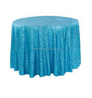 embroidery tablecloth with beads and sequins
