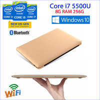 New design 13.3 inch windows 10 notebook intel core i7 toshiba notebook computer