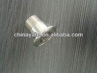 sanitary stainless steel hose ferrule NPT/BS low price