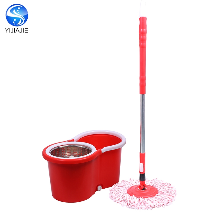 factory supply Dual Action plastic mop bucket For House Cleaning