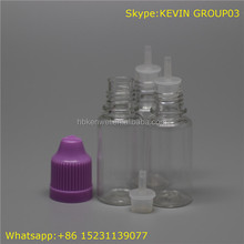 2016 new products cosmetic packaging bottle 10ml plastic dropper bottles wholesale