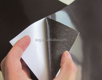 Adhesive backed strong magnet sheet