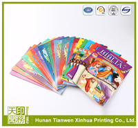 Hardcover educational my hot chinese story children book printing