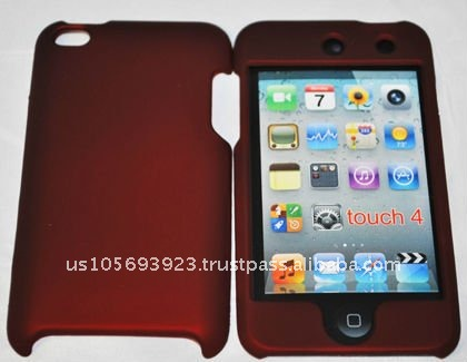 Rubberized Case for Apple IPOD Touch 4
