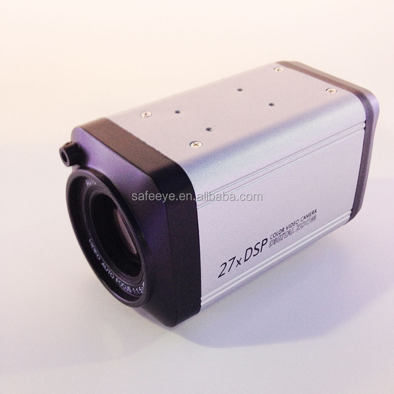 China DSP security cctv camera 22x optical zoom 1/3 CMOS Sensor 1000 tvl high speed dome camera PTZ camera