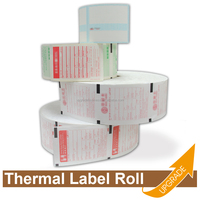 Hong Kong Manufacture High Quality Cash Register Paper Roll and ATM Thermal Paper Roll