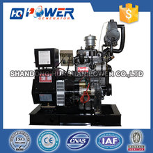 15kw emergency power pack genset 3-phase small marine generator