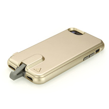 Ultra slim portable mobile charger 3600mah power bank universal battery case for iphone 7 7 plus