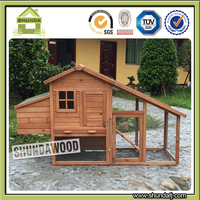 SDPets Large Outdoor Wooden Pigeon Coops