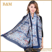 Wholesale best selling colorful norway winte scarf RM 20135