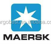 maersk shipping line from shenzhen to Johannesburg