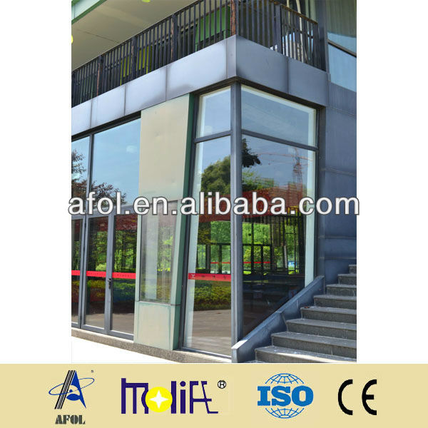 AFOL Popular Aluminum Frame Fixed Panel Window