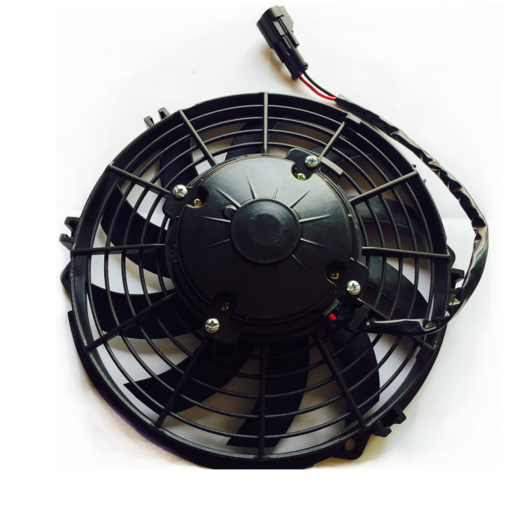 Reliable 24V refrigerator car condenser fan for replace SPAL motor fan