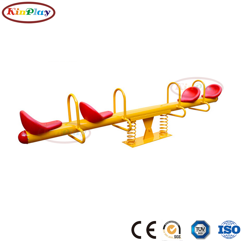 KINPLAY brand kids love seesaws for children home playground equipment