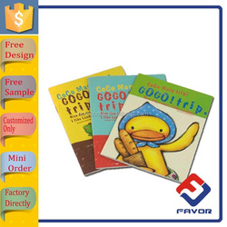 Cheapest stationery product cartoon school book design