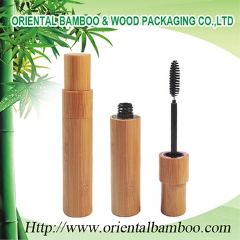 BLM-023 Professional bamboo mascara tube for wholesales