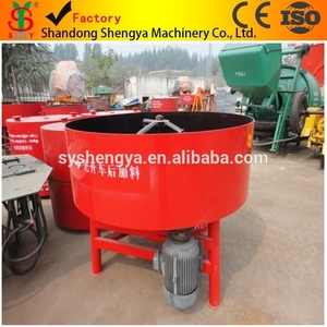 Manual cement mixture machine JQ350 stand concrete mixer
