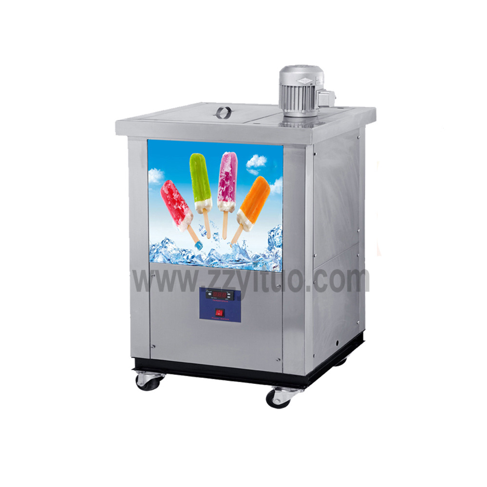 High Quality Industrial Ice Lolly Machine For Sale