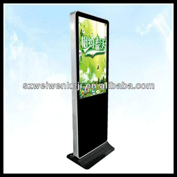 42 inch stand full hd advertising media player download free
